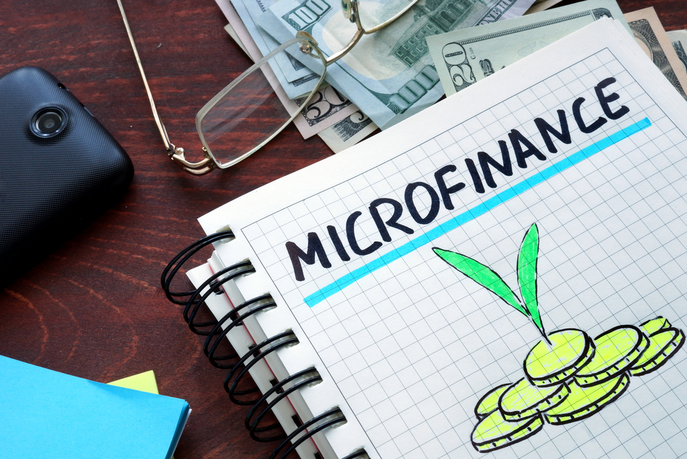 Microfinance Companies controlling stalk