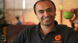 Grofers rvenue grows high