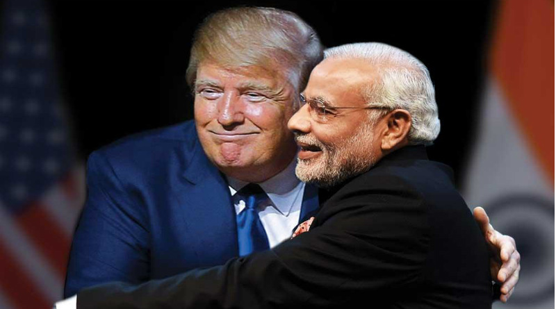 Trump Warns Modi