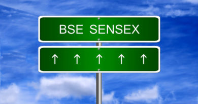 Sensex Hit All-Time High