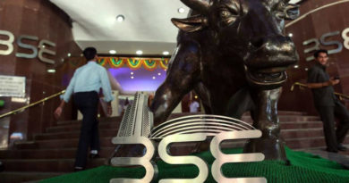 Sensex Hitting Record High