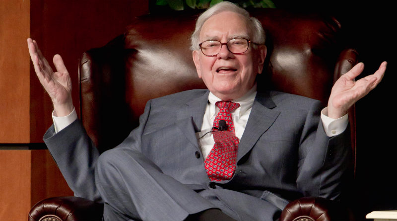 Warren Buffett -not an investor