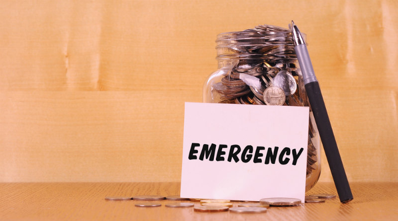 Contribute to an Emergency Fund