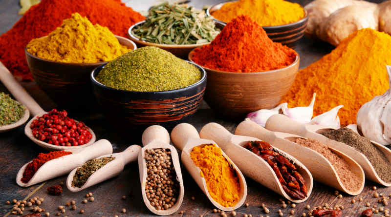 Spices Exports