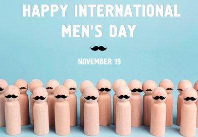 International Mens Day – We need to celebrate our men too..