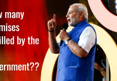 Has Modi Government wasted the five-year period?