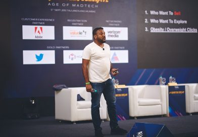 The UI/UX face with Srikanth Bureddy! – 15th Marketing Conclave!