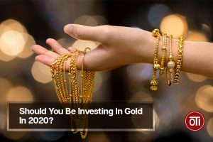 Investing in gold 2020