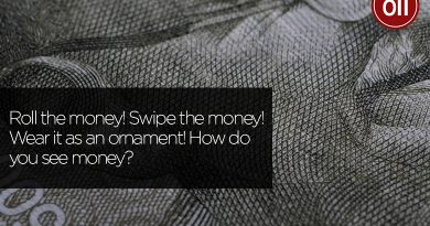 How do you view your money?