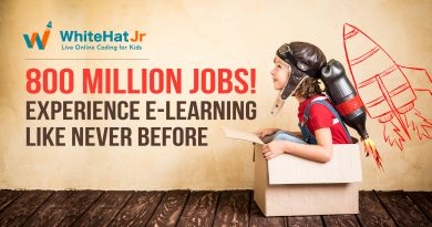Whitehat Jr – A Child Genius learning app