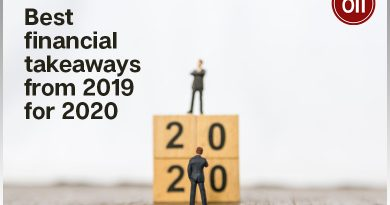 Best fnancial takeaways 2019