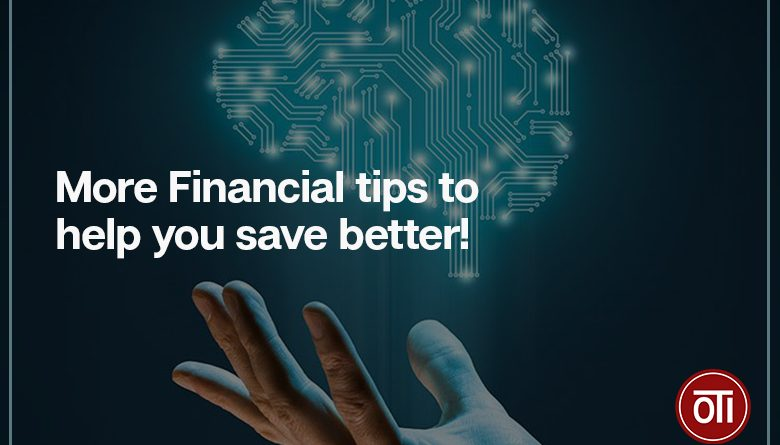 Best Financial Tips